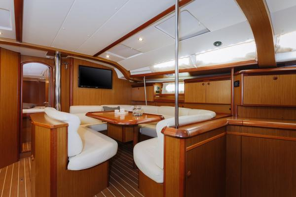Yacht4you newsSun Odyssey 49 - Divis (owners version)